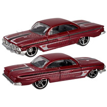 Hot Wheels 2012, Premiere, 61 Chevy Impala