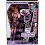 Boneca Monster High Clawdeen Wolf - Mattel