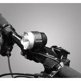 Farol Para Bike E Lanterna De Cabeça 3800 Lumens