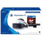 Sony Playstation Vr Con Gran Turismo Sport Y Camara Sellado