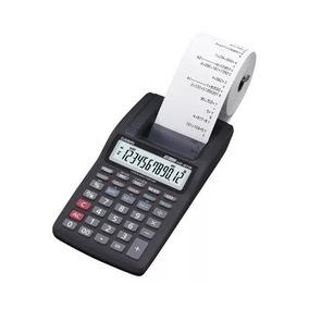 Calculadora Casio Hr-8tm Bk / 12 Digitos - Negra
