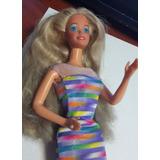 Muñeca Barbie Argentina Años 90 Mattel M1