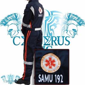 Macacão Samu Unisex - Marca Cerberus-inc