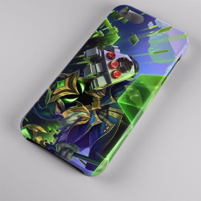 Capinha Case Iphone League Of Legends Veigar Boss 0351