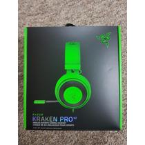 Audifonos Razer Kraken Pro V2 Verdes