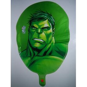 Globos Metalicos 27pulg Fiesta Hulk Avengers Vengadores