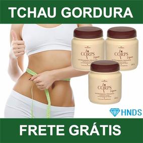 Creme Gel Corps Queima Gordura Frete Grátis Todo Brasil -3un