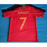 Camiseta De Futbol Blanca De Portugal 2018 - Camisetas en Mercado ... b9375a5322a78