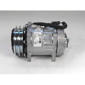 Compressor Sanden 7h15 24v Polia 2a Original Sanden 4862