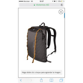 Rolltop Laptop Backpack Victorinox Almont Active Todo Terren