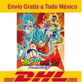 Dragon Ball Z Super Poster