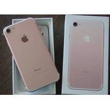 Iphone 7 64 Gb 10 Meses De Uso Com Nota Fiscal Da Apple
