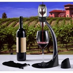 Aerador De Vinho Magic Decanter - Com Suporte De Acrilico