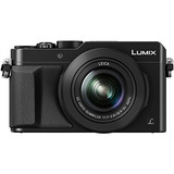 Panasonic Lumix Lx100 4k Cámara Apunte Y Dispare, 3.1x Leic