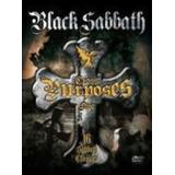 Black Sabbath Cross Purposes Live Dvd Nuevo