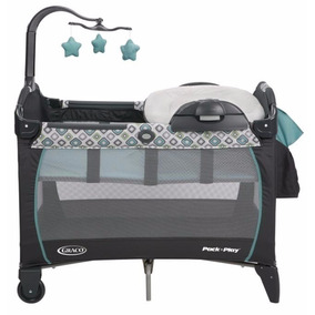 Practicuna Graco Plegable Revertisible Y Extraible