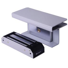 Fechadura Magnética Porta De Correr Kit 150kg Vidr /alven Dz
