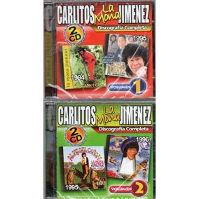 La Mona Jimenez Lote De 18 Cd + 2 Dvd Sellados 100% Original