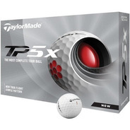 Kaddygolf Pelotas Taylormade Golf Tp5x Caja 24 + 6 De Regalo
