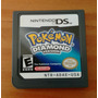 Pokemon Diamond Version Só Mídia Fita - Ds / 3ds - Impecável