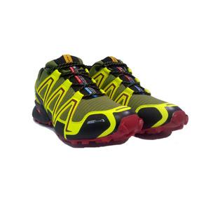 Zapatilla Hombre Trekking Running Irun 2909-17 Excel Calidad