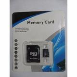 Memorias Micro Sd 64 Gb Clase 10 Hd Hs Adaptador Pc Generica