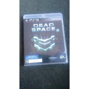 Dead Space 2 Semi Novo Ps3 Mídia Física Original