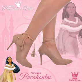 Sapatos Princesas Novos Modelos