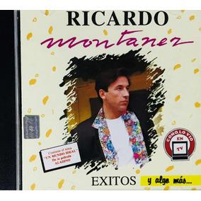 Ricardo Montaner, Éxitos Y Algo Más Cd, 1994 Rodven