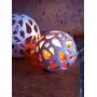 Lamparas De Sal Luz Del Himalaya Modelos Artesanal Ceramica