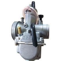 Carburador Competição Koso Pj Power Jet 28mm 30mm 32mm 34mm