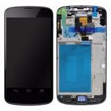 Pantalla Lg Nexus 4 E960 Display Lcd Mica Tactil Tienda