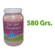 Sal Rosa Del Himalaya 100% Pura 600g/kesane