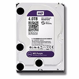 Disco Duro Western Digital Purple, 4 Tb, Sata 6 Gb/s, 3.5