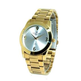 Relógio Backer Feminino 3992145f
