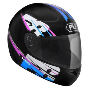 Capacete Moto Forro Removivel F8 Speed Fly