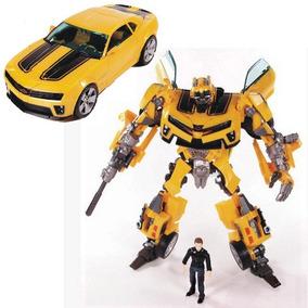 Bumblebee Transformers Human Alliance 21cm