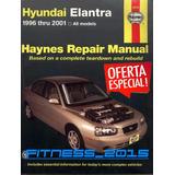 Manual Taller Diagramas Caja Hyundai Elantra 1996 - 2001