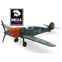 Avion Messersmicht Bf109 Esc1:48 Maqueta 2da Guerra Mundial