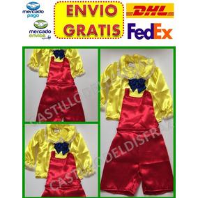 Disfraz Ñoño - Vecindad Chavo Del 8 - Halloween Envio Gratis