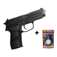 Pistola Airsoft Sig Sauer P226 6mm Spring Vigor + 2000 Bbs