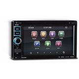 Stereo Doble Din Boss Bv9368 6.2 Touch Dvd Usb Sd Mp3 Fm