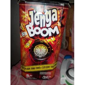 Jenga Boom En Excelente Estado ,pop It No Daño Resortera .