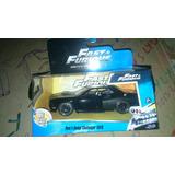 Carro De Rápido Y Furioso Dom Dodge Challenger Srt Lyly Toys
