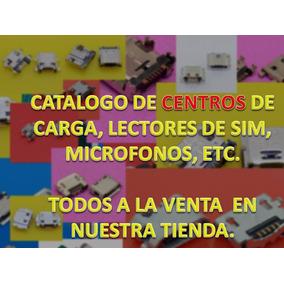 Catalogo De Centros De Carga Lectores De Sim Microfonos Etc