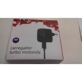 Carregador Motorola Turbo Para Celulares Android