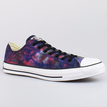 Tenis Converse All Star Chucks Dye Ox Red Blue