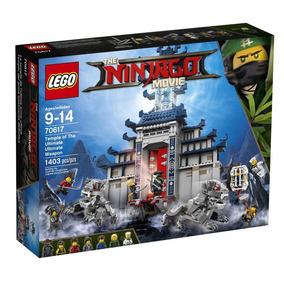 Lego Ninjago 70617 Templo Da Arma Super Poderosa