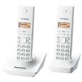 Telefone Panasonic S/fio Kx-tg1712lb Branco - Dect 6.0
