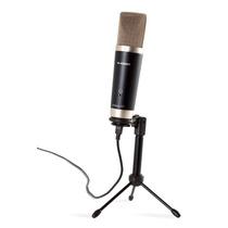 Microfone Para Gravação Vocal Studio M-audio C/ Software